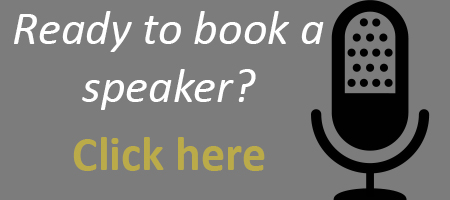 Ad-Ready to book a speaker? Click here