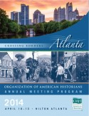 OAH Annual Meeting Program