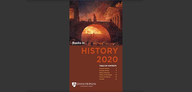 Ad-Johns Hopkins Books in History 2020