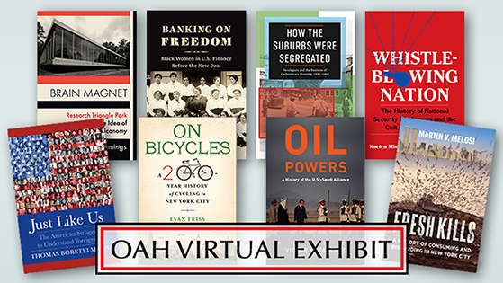 Ad-Columbia University Press OAH Virtual Exhibit