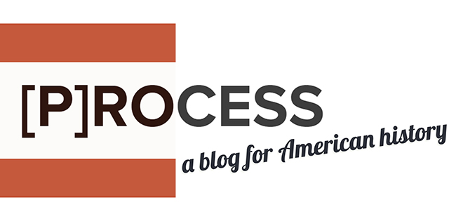 Process a blog for American history