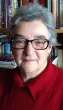 Portrait of Miriam Frank