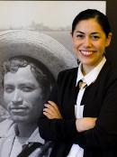 Portrait of Mireya Loza