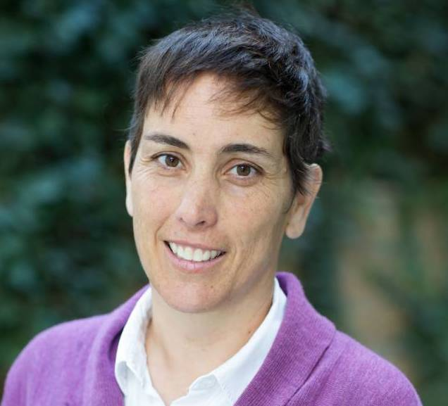 Portrait of Wendy Warren