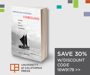 University of California Press ad.
