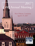 Cover of the 2017 Annual Meeting program