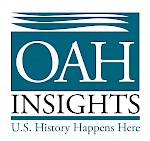 Logo for the Organization of American Historians' blog, Insights