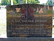 https://en.wikipedia.org/wiki/Leonard_Matlovich#/media/File:Gay_vietnam_veteran_tomb.jpg