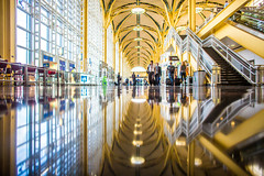 Ronald Reagan Airport. Image credit: Thomas Hawk