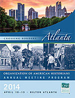 2014 OAH Annual Meeting Program