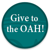 Give to the OAH Today