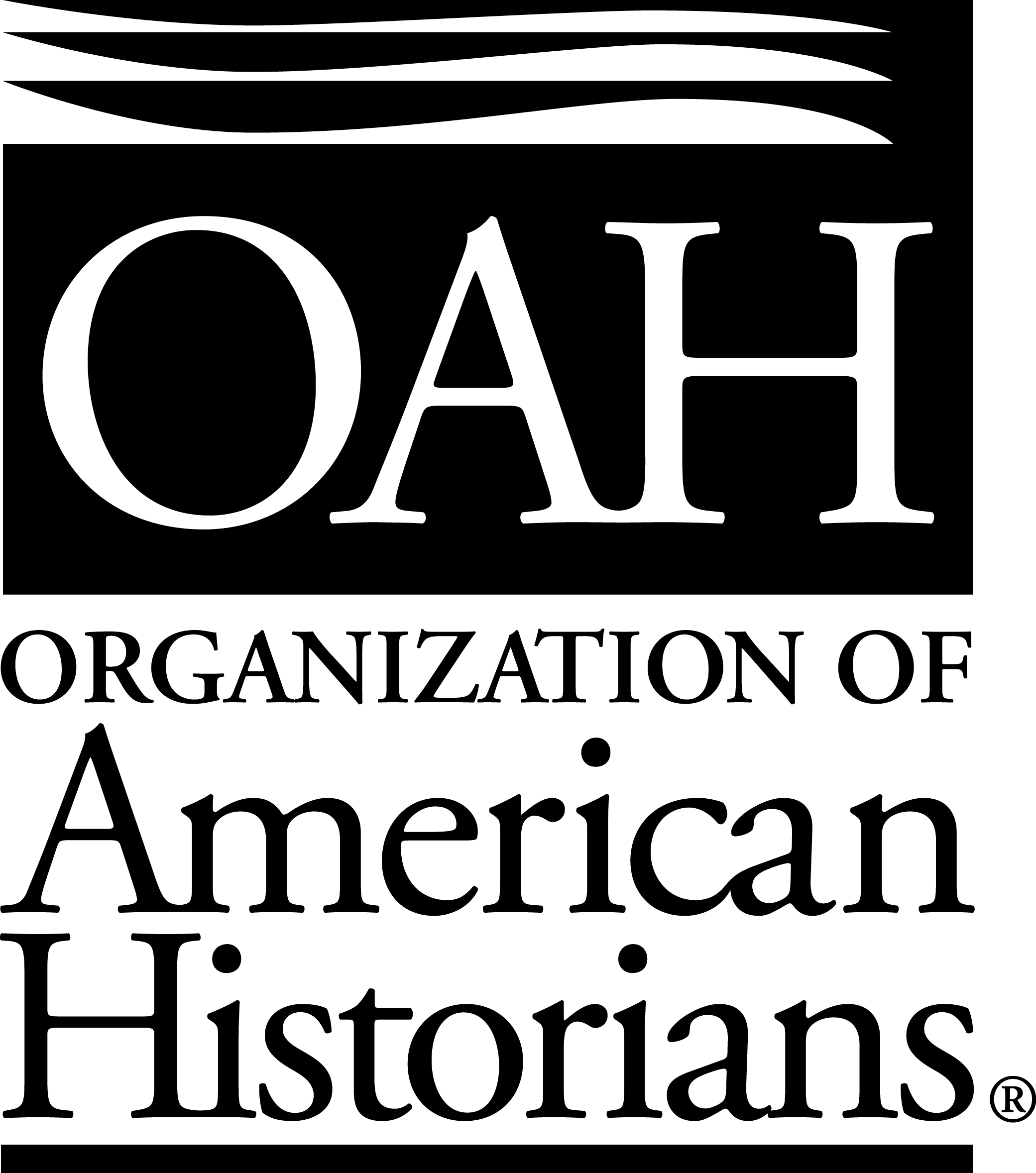 Logo for the Organization of American Historians